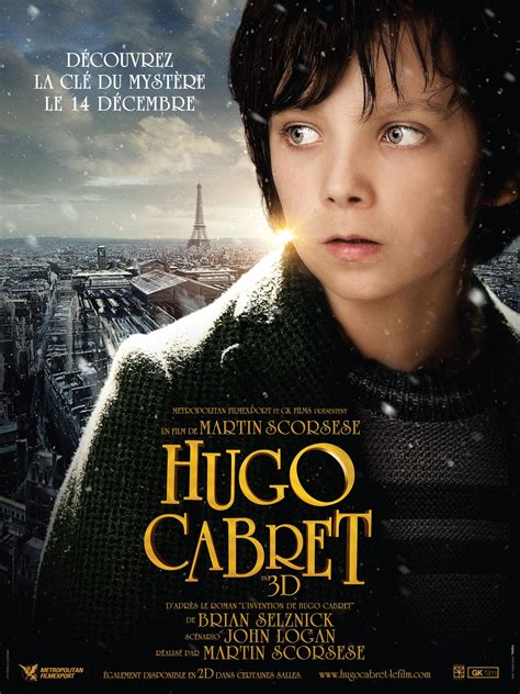 Hugo For brand new hugo poster filmofilia