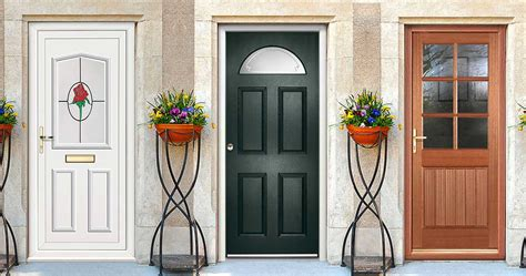 Pvc Exterior Doors Pros Cons Of Choosing External Pvc Doors Composite Doors Or Wooden Doors Help Advice