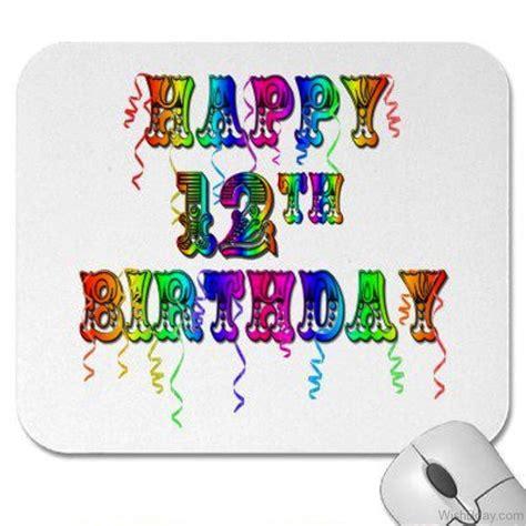 Happy 12th Birthday Wishes 62 12th Birthday Wishes