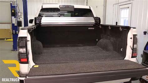 Bed Rug Bed Liner Bedrug Molded Carpet Truck Bed Liner On A 2014 Gmc 1500