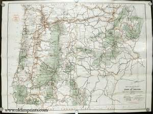 forest service maps oregon road and information map for the national forests of
