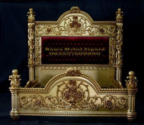 Tempat Tidur Raja tempat tidur ukir raja istimewa nawa mebel jepara