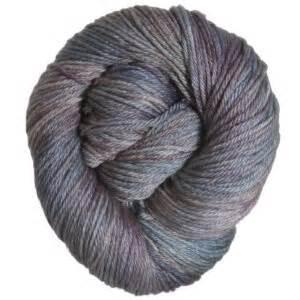 Naura Pashmina Sky Blue madelinetosh pashmina worsted yarn 3rd exclusive blue