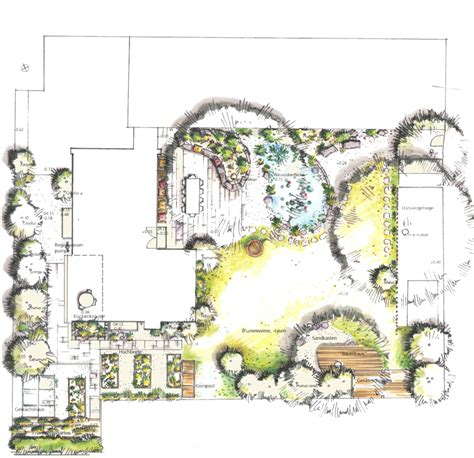Garten Gestalten Grundriss by Gartenplanung Naturgarten Gartenplanung Und Grundrisse