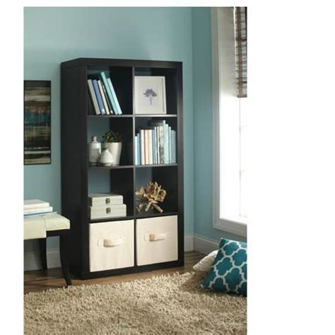cube room organizer organizer 8 cube eight book shelves square storage bookcase cubicle bedroom tidy ebay