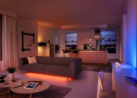 hue with philips living colors philips hue introduces livingcolor bloom and lightstrips