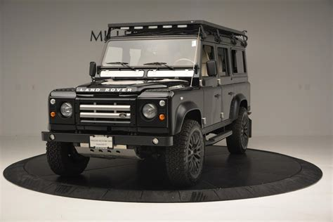 land rover 1985 used 1985 land rover defender 110 greenwich ct