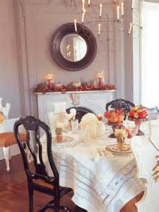traditional thanksgiving decorating ideas hgtv
