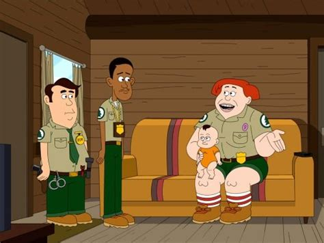 brickleberry  park  lypse tv episode