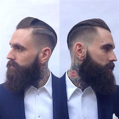 Whats A Barbers Cut Hairstyle Look Like | kevin luchmun haircut man beard chicos pelo