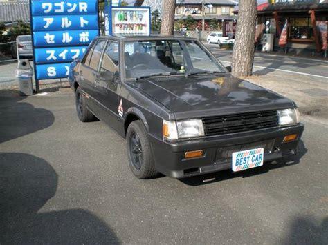 mitsubishi gsr turbo featured 1987 mitsubishi lancer gsr turbo at j spec imports