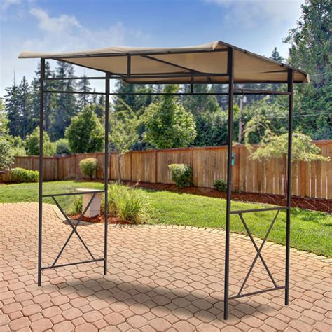 gazebo 4x6 replacement canopy for avon bbq shelter riplock 350
