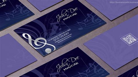 business card musician templates free free business card template business cards templates