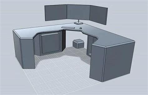 best corner desk for 3 monitors corner desk multi monitor best computer desks for