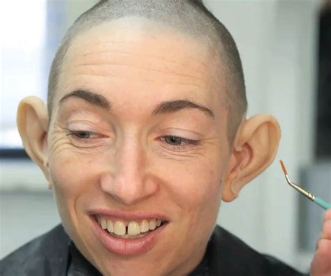 big ears and bald pictures of naomi grossman pictures of celebrities