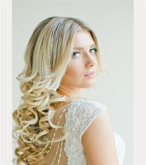 Hairstyles Curls by Must See Spiral Curl Hairstyles For Brides Mon Cheri Bridals