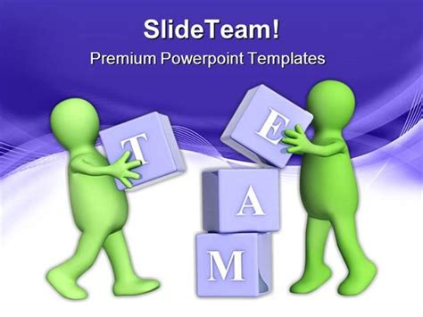 Success Teamwork Powerpoint Templates And Powerpoint Teamwork Powerpoint Template