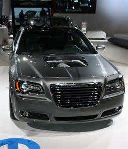Chrysler 300 S Hemi It S A Detroit Thing Chrysler 300s 426 Hemi V8 Concept