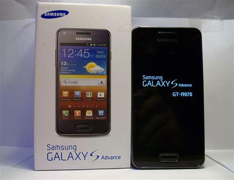 i samsung galaxy samsung galaxy s advance