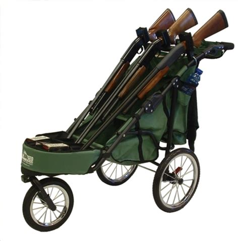 rugged gear gun cart rugged gear rugged gear 3 gun shooting cart combo package rg15102 3 combo