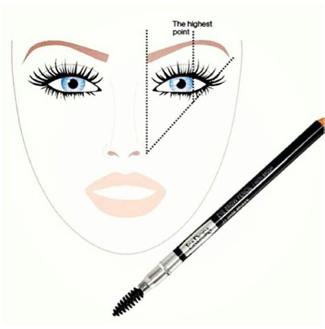 get your brows on betty 17 best images about makeup brows on pinterest brows