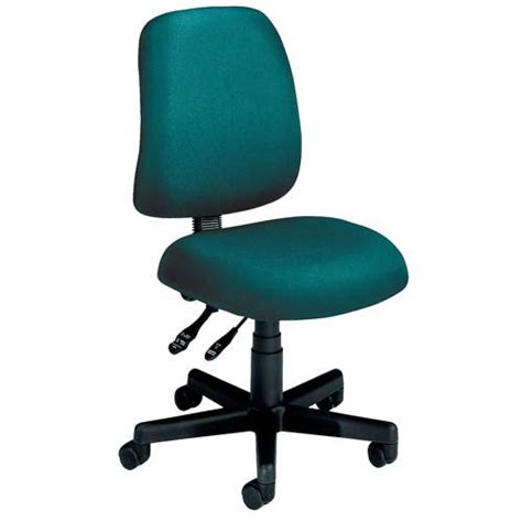 Teal Office Chair by Teal Fabric Computer Posture Chair Ofm Office Furniture
