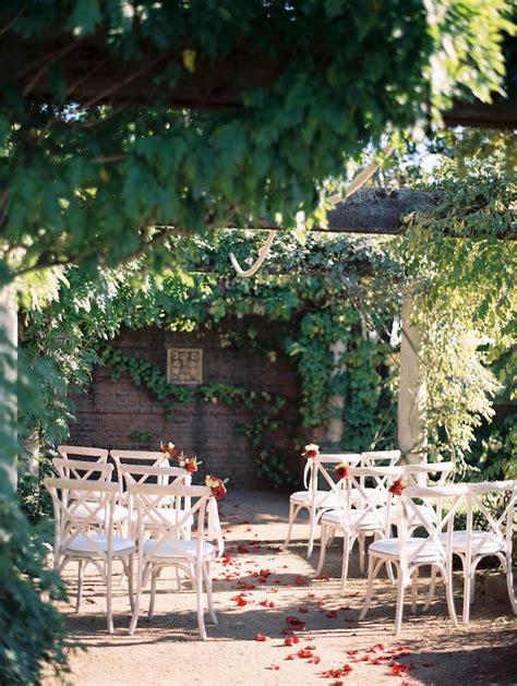 Botanic Garden Chicago Wedding Inspiration Modwedding Botanical Gardens Chicago Wedding