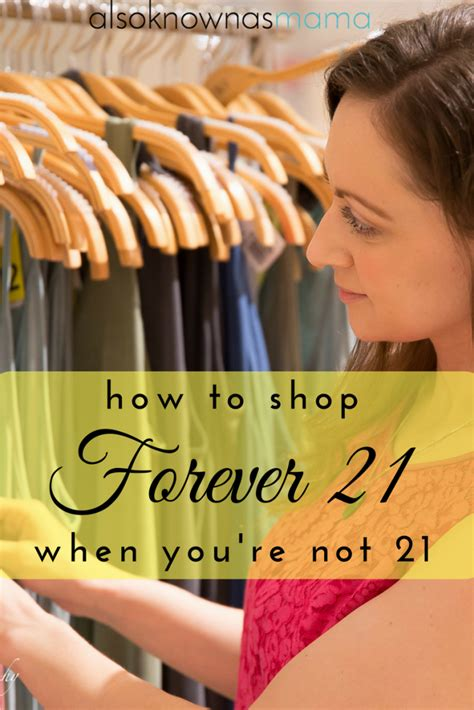 How Much Money Is On My Forever21 Gift Card - how to shop forever 21 when you re no longer 21 also known as mama