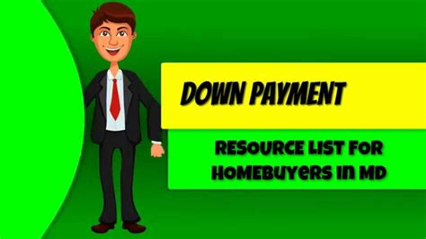 Maryland Time Home Buyer Grant Maryland Time Home Buyer by Payment Assistance For Time Home Buyers In