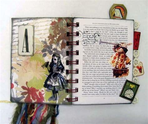 premade double scrapbook page layout alice in wonderland 23 best scrapbooking ideas alice in wonderland images on