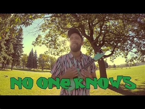 no one knows acoustic cover green day no one knows acoustic ukulele cover