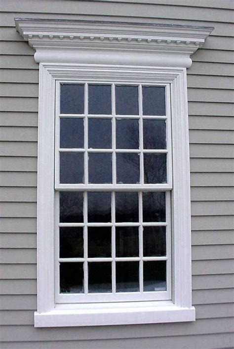window styles for colonial homes classic colonial window a seaside house pinterest