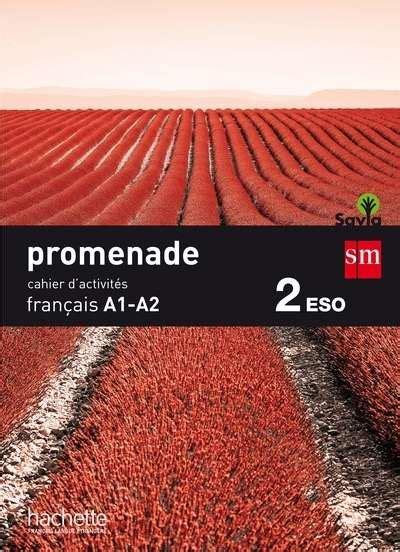 libro promenade franais 2 eso pasajes librer 237 a internacional libros de m 233 todos de franc 233 s