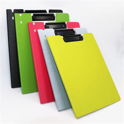 A4 Clip Board china wholesale office stationery pp foam a4 clipboard