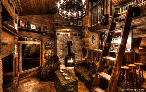 Hobbit House Floor Plans by You Ll Never Guess What S Inside This Treehouse Jaw