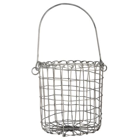 Wire Hanging Basket Planter by Small Metal Wire Hanging Basket Planter By Ib Laursen
