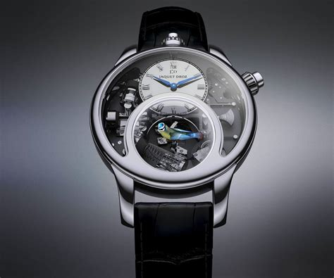 design is one the vignellis watch online the charming bird watch by jaquet droz design father