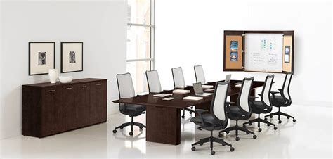Preside Conference Table Conference Tables Hon Office Furniture