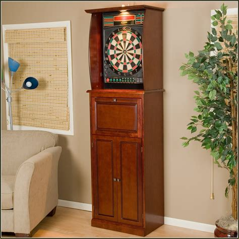 electronic dart board cabinet halex electronic dartboard cabinet home furniture decoration