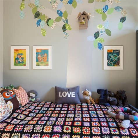 Childrens Bedroom Decor Uk Characterful Children S Room Childrens Room Decorating Ideas Housetohome Co Uk