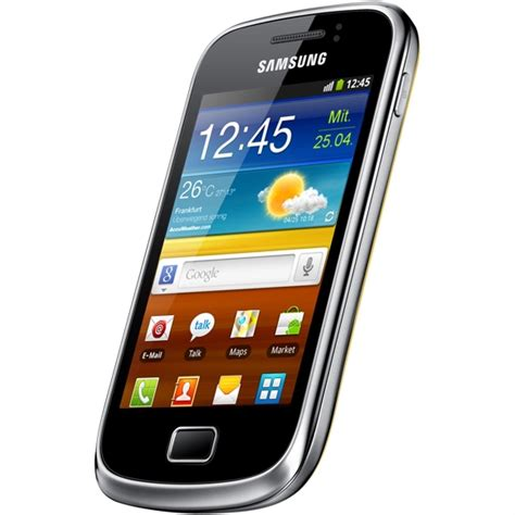 Mini Samsung Murah samsung galaxy mini 2 gt s6500d yellow jakartanotebook