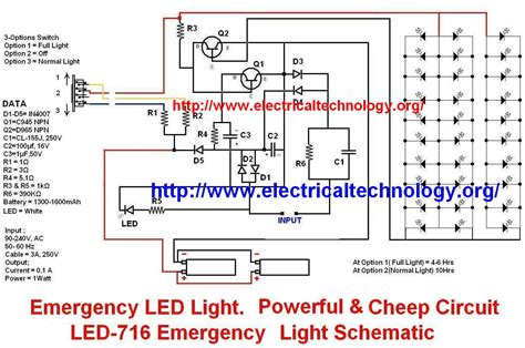 led circuits diagrams wiring diagrams led lighting circuits circuit and