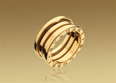 ring jewelry bvlgari b zero1 3 band ring an191023 171 jewelry trends