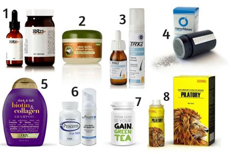 7 Awesome Hair Products To Try by Worried About Hair Loss 8 Anti Hair Loss Products To Try