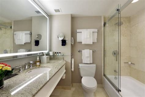 hotels with bathtub in room seaport guest room bathroom with tub picture of seaport
