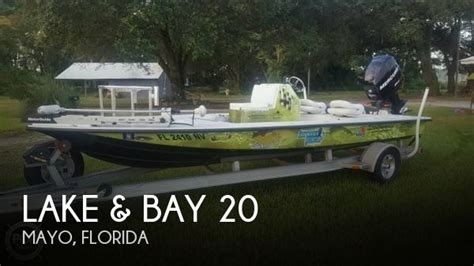 freshwater fishing boats for sale in florida lake bay 20 boat for sale in mayo fl for 41 700 pop