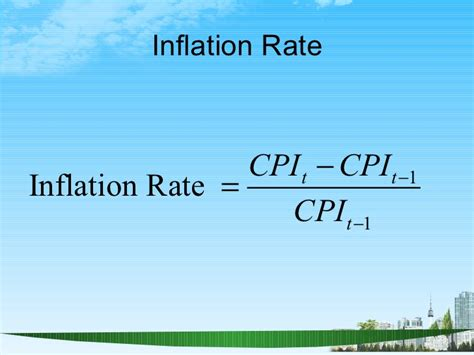 Mba Ppt On Inflation by National Income Accounting Ppt Mba