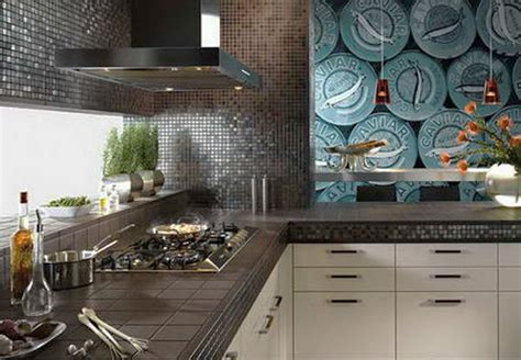 Kitchen Tile Backsplash Design by Latest Trends In Wall Tile Designs Modern Wall Tiles For