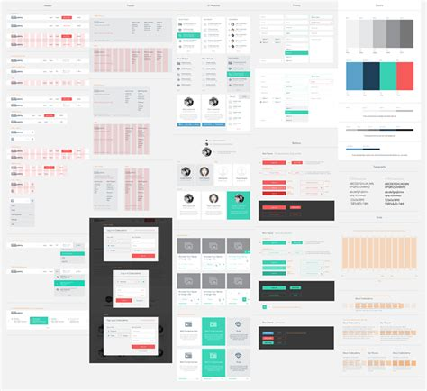 airbnb style guide 10 inspiring exles of ui style guides