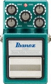 Ibanez Delay Lab Effect Pedal ibanez ts9b bass overdrive pedal